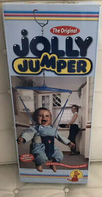 The Original Jolly Jumper Hardly Used!!