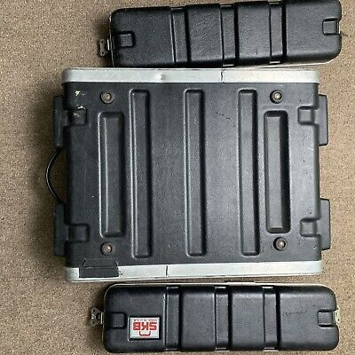 Rack Mount Road Case Tough Black