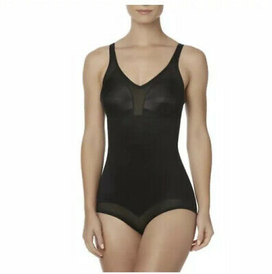 Fundamentals Women's Body Briefer Extra Firm Control