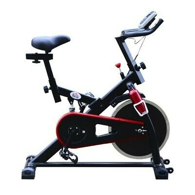HomcomA90-072 Cyclette Professionale per Allenamento Spinning