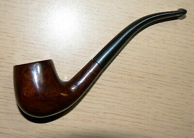 Unsmoked England Briar Tobacco Pipe. Aged but not used.