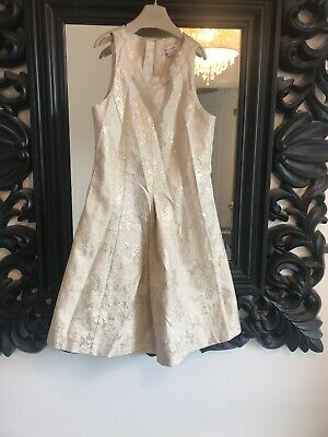 Girls River Island Age 8 Party Dress. Hardly Worn