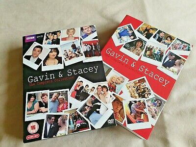 Gavin and Stacey Box Set DVD Complete Collection -Series 1-3 + Christmas Special