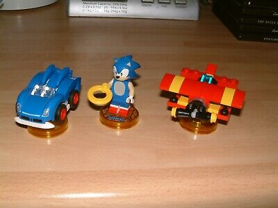 Sonic The Hedgehog Lego Dimensions Level Pack Xbox One 360 Ps3 Ps4 Wii U