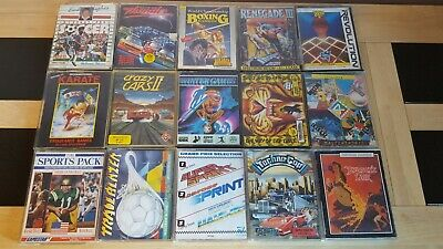 Over 60 Sinclair ZX Spectrum Games In Various Conditions (Untested)
