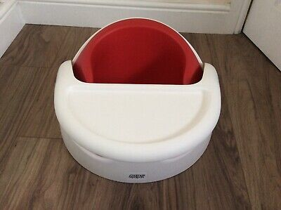 Brand new mamas and papas baby snug floor seat in red