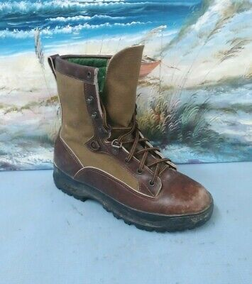 Danner Big Timber Mens Size 7 M Brown Hiking Work Boots 50400 Grams Insulation