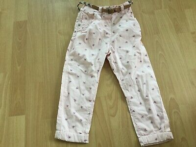 girls next butterfly  trousers age 3-4 years 104cm Excellent condition worn once