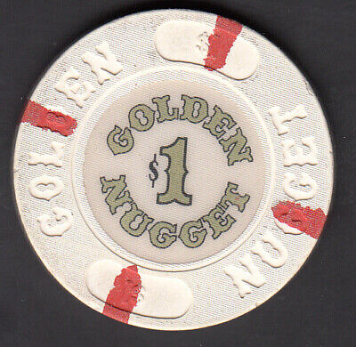 $1 Golden Nugget Atlantic City House Chip