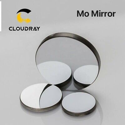 Mo Mirrors Cloudray Co2 Laser Lens  Dia. 15mm 19.05mm 20mm 25mm 30mm 38.1mm