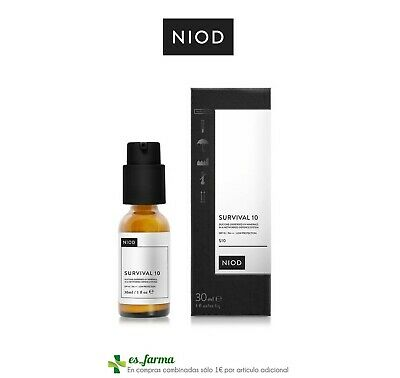 Niod Survival 10 Serum Spf10 Pa++ S10 30Ml