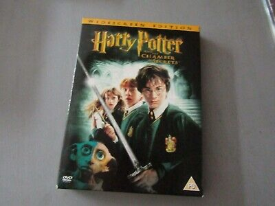 Dvd  Harry Potter And Chamber Of Secrets