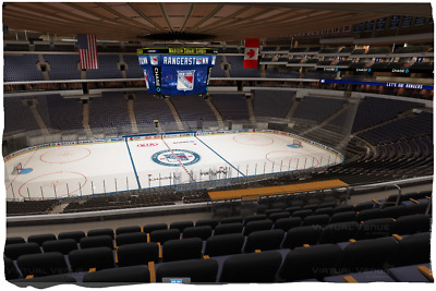 Rangers vs. Capitals (11/20): Awesome Blue-Line Pair - Sect. 222, Row 12