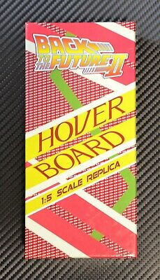 BACK TO THE FUTURE II Hoverboard Marty McFly Replica QMX LOOTCRATE 1:5 Scale