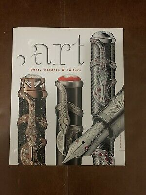 Art Pens , Watched And Culture Magazine