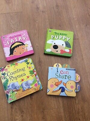 Baby/toddler books bundle including two that's not my books