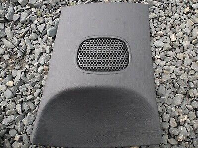 Volvo 850R Driver's Side Rear Boot Speaker Grill Cover, Dark Grey/Charcoal.vgc.