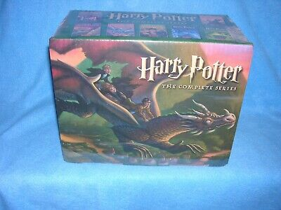 Harry Potter Boxset Books 1-7 by J. K. Rowling (Paperback, 2009)
