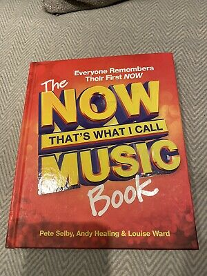 now thats what i call music book. A Perfect Gift For All Music Lovers.