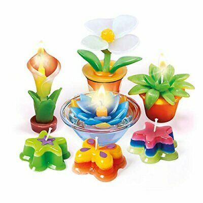 Clementoni 52291 Ma Fabrique  Candles Creative Game [French Language]