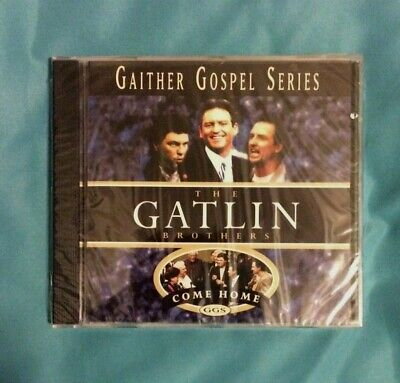 Gatlin Brothers - Come Home (CD) Gaither Gospel Series NEW/SEALED