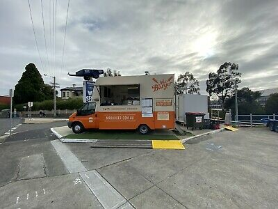 Food Truck - Ford Transit