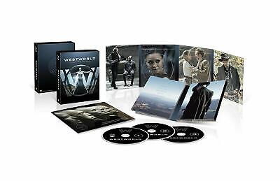 Westworld: The Complete First Season (Blu-ray Disc, 2017) FACTORY SEALED*