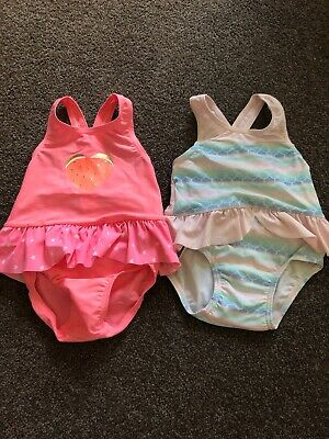 Baby Girls Swimmers Size 00