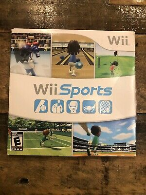 Wii Sports (Nintendo Wii, 2009) Tested