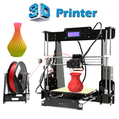 CTC A8 Impresora 3D DIY Profesional Alta Precisión 3D Desktop Printer​ HOT SALE
