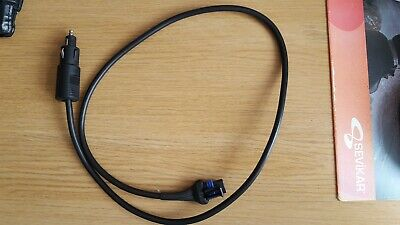 12Volt short charging lead for Cable for Zoll E Series