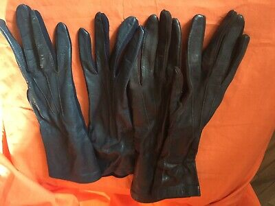Ladies original vintage gloves, Small