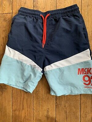 Boys Swim Shorts Age 12-13 McKenzie