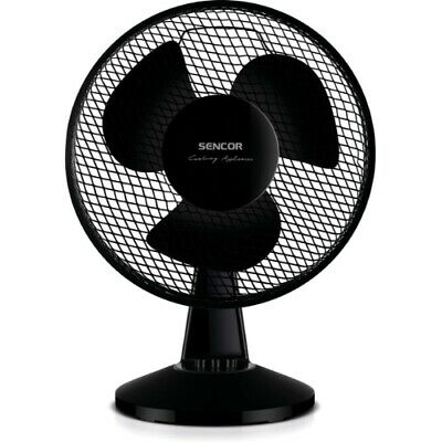 SENCOR Desktop Fan sfe 2311BK 2 speeds SFE2311BK