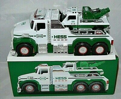 2019 HESS Tow TOY TRUCK Rescue TEAM New In Box