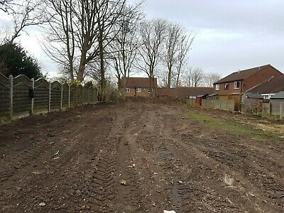 Land for Sale, Full planning permission for 3 Bedroom Detached Dormer Bungalow.