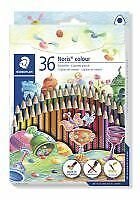 Staedtler Colouring Pencils Noris 36pk