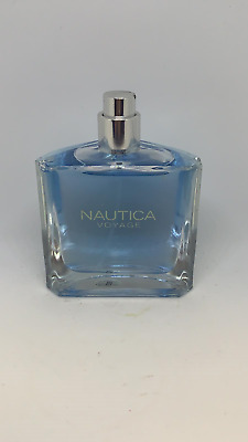 NAUTICA VOYAGE 1.7 oz Cologne for Men Full Unbox As Pic no cap FREE SHIPPING!