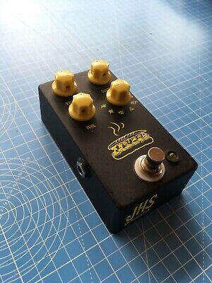JHS Muffuletta Distortion / Fuzz Pedal