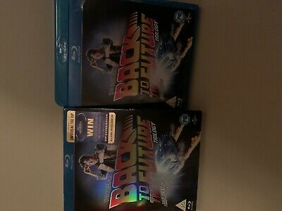 back to the future trilogy blu ray