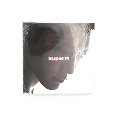 [SuperM] 1st Mini Album - SuperM - Ten Version / New, Sealed