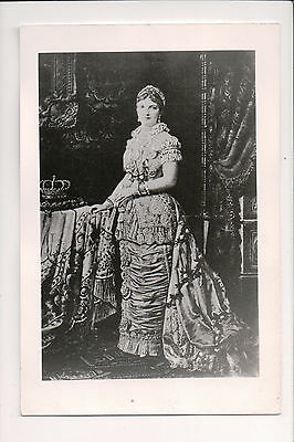 Photo Card Princess Margherita of Savoy, Queen of Italy
