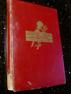 Mystery, magic and medicine, Haggard, 1933 FIRST Edition
