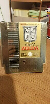 The Legend Of Zelda NES PAL A
