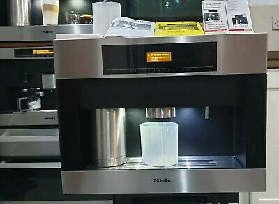 Miele Cva5060 Bean To Cup Coffee Machine Integrated