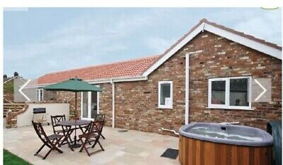 Robins Barn holiday cottage +Hot tub nr Skegness Sleeps 4 (16/12/19 to 21/12/19)