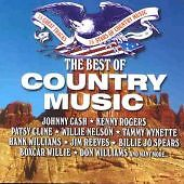 Various Artists : The Best of Country Music CD (2003)