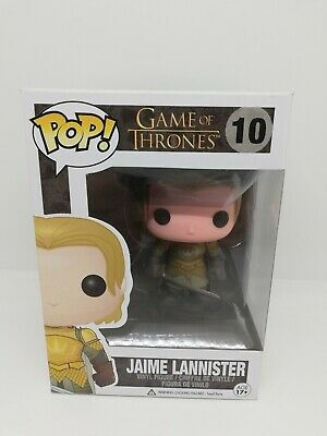 Jaime Lannister - 10 -Funko Pop Vinyl Figure- Game of Thrones