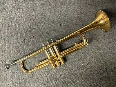 Vintage Trumpet Bundy Selmer USA - plays, but not in great shape