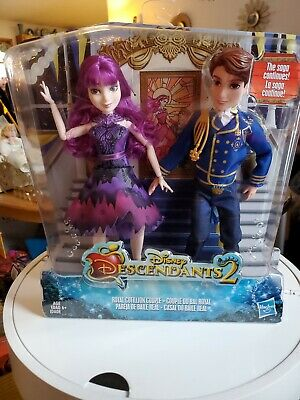 Disney Descendants 2 Royal Cotillion Couple. New